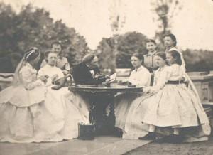 Andersen Biografie: Die Frauen