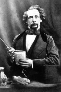 Andersen Biografie: Dickens